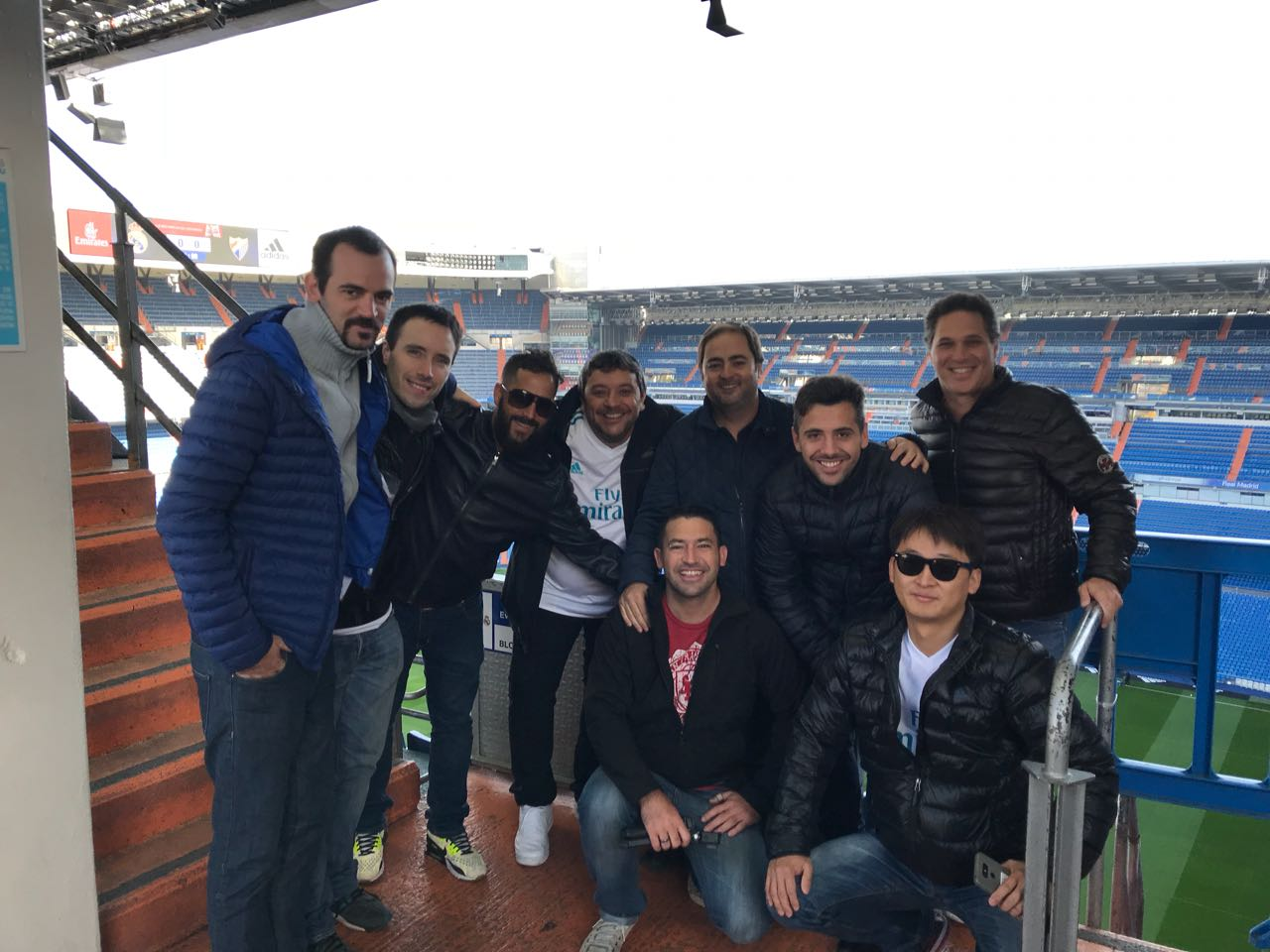 La experiencia Hankook -  Real Madrid